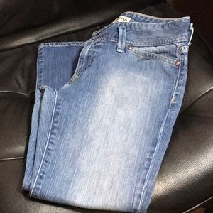 Gap crop jeans size 4